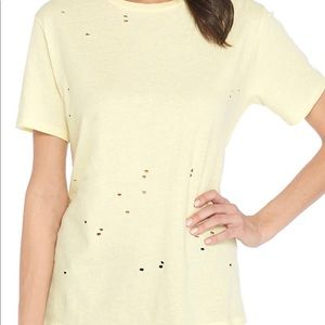 Tops - New! Distressed shirt